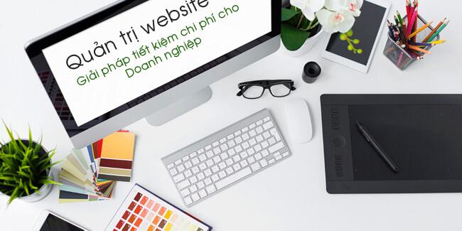 dịch vụ quản trị website chuyên nghiệp tại TTC